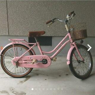 ブリヂストン(BRIDGESTONE)の子供自転車 ブリジストン ハッチ 18インチ(自転車)