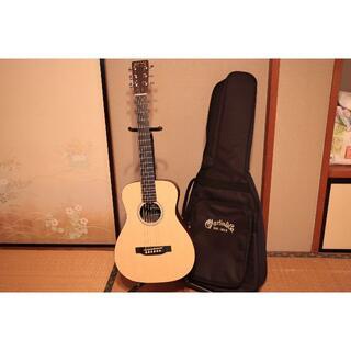 マーティン(Martin)の美品 MARTIN マーチン LXME エレアコ(アコースティックギター)