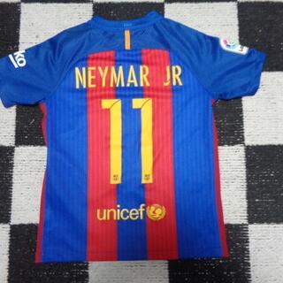 NIKE - 【バルセロナ】ネイマールナイキ社サッカーユニフォームキッズM140-150