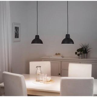 イケア(IKEA)のイケア 照明 ペンダントライト スクルプ LEDライト付き(天井照明)