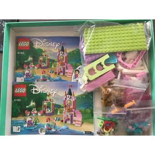 Lego - レゴ ディズニー プリンセス 41162