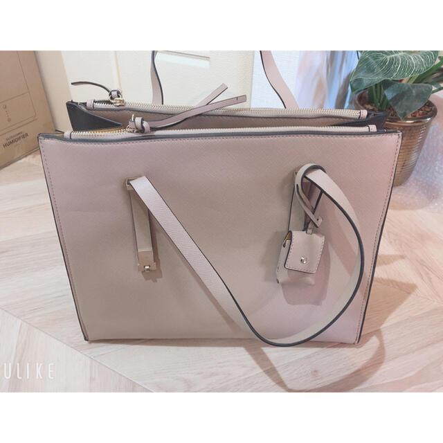 ZARA(ザラ)のZARA WOMAN/バッグ レディースのバッグ(ハンドバッグ)の商品写真