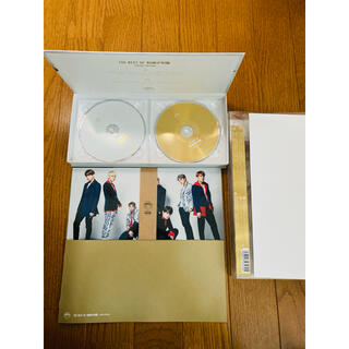 防弾少年団(BTS) - THE BEST OF防弾少年団BTS-JAPAN EDITION豪華初回限定盤