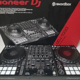 ddj 1000(DJコントローラー)