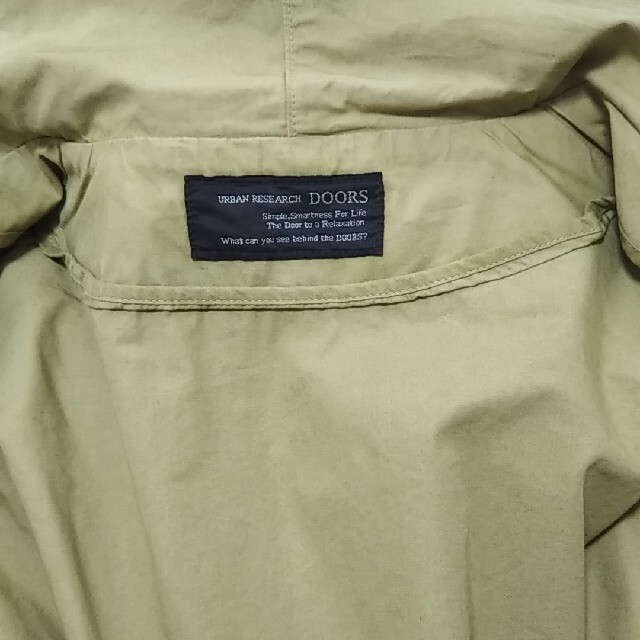 DOORS / URBAN RESEARCH(ドアーズ)のアーバンリサーチドアーズ マウンテンパーカー レディースのジャケット/アウター(ブルゾン)の商品写真