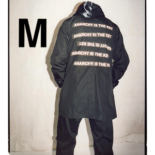 シュプリーム(Supreme)のM Supreme Undercover Trench Coat Black(トレンチコート)