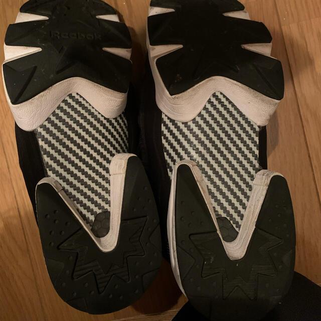 Reebok(リーボック)のReebok ポンプフューリー 24.5 レディースの靴/シューズ(スニーカー)の商品写真