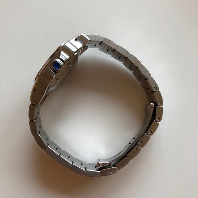 Cartier(カルティエ)のCartier カルティエ サントス レディースのファッション小物(腕時計)の商品写真