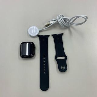Apple Watch - Apple Watch SE 40mm スペースグレイ GPS