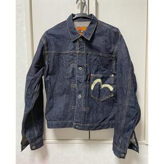 エビス(EVISU)のエヴィス初期モデル デニムジャケット Gジャン(Gジャン/デニムジャケット)
