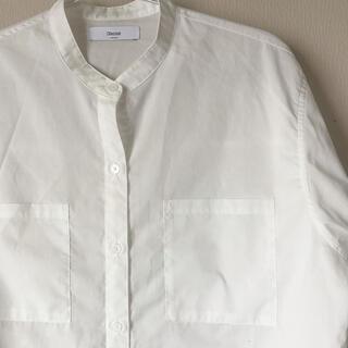 ディスコート(Discoat)の白シャツ(シャツ/ブラウス(長袖/七分))