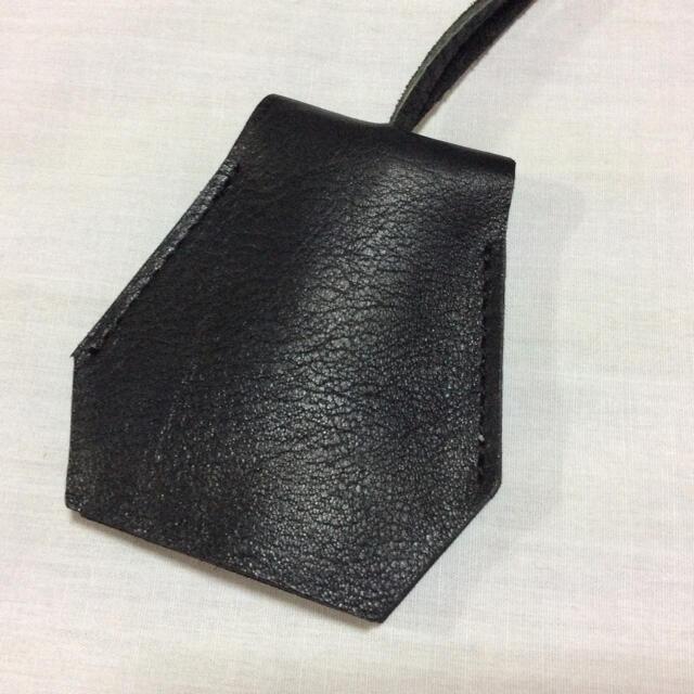 ネックレス 【本革 】キークロシェット 革アクセサリー メンズのアクセサリー(ネックレス)の商品写真