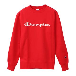 Champion - champion トレーナー 赤 美品