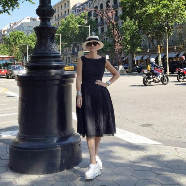 """FOXEY(フォクシー)のフォクシー DAISY LIN ドレス """"Waffle Lady""""  レディースのワンピース(ひざ丈ワンピース)の商品写真"""