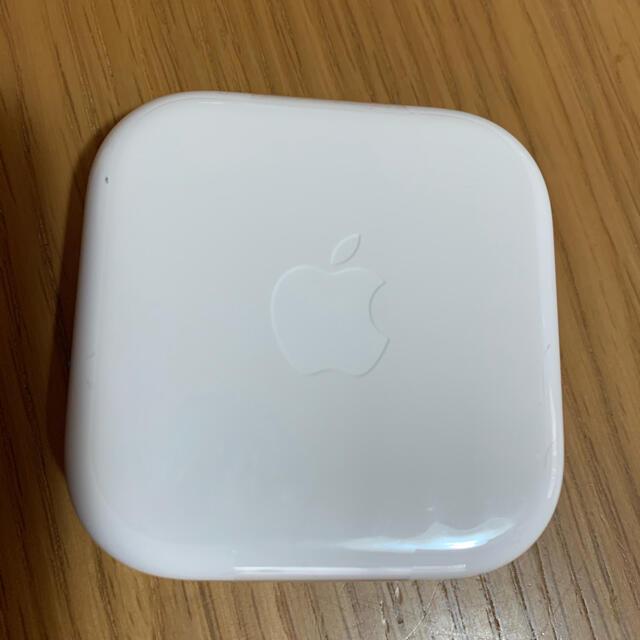 iPhone(アイフォーン)のiPhone純正イヤホン iPhoneイヤホン 純正品 スマホ/家電/カメラのオーディオ機器(ヘッドフォン/イヤフォン)の商品写真