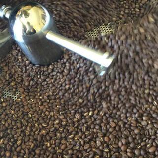 マンデリン トバコ 中深煎り お得な600gパック!!コーヒー豆