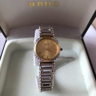 ラドー(RADO)のradoレディース腕時計美品(腕時計)