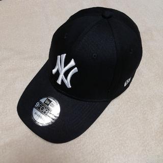 NEW ERA - 【新品】ERA ニューエラ ヤンキースキャップ(黒)