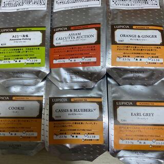 ルピシア(LUPICIA)のルピシア 紅茶6袋セット 未開封品(茶)