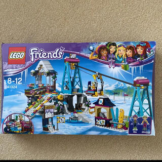 Lego - レゴフレンズ ハートレイクキラキラスキーリゾート41324