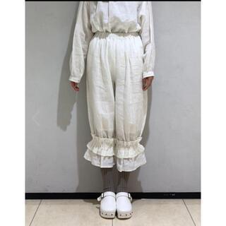 SM2 - 新品*サマンサモスモス 裾絞りペチパンツ(立川ルミネ限定)オフ
