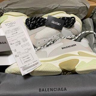 Balenciaga - 極美品  BALENCIAGA tripleS バレンシアガ