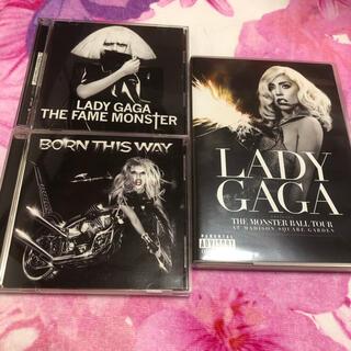 レディーガガ  DVD CD まとめ売り
