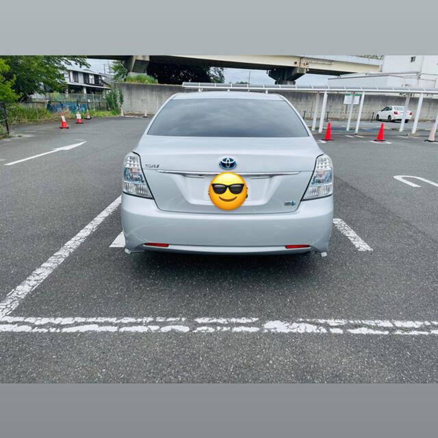 TOYOTA SAI ハイブリッド コミコミ50万‼️クレジット決済可能‼️ 自動車/バイクの自動車(車体)の商品写真
