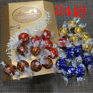 Lindt - リンツ リンドール チョコレート 高級チョコレート