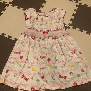 Shirley Temple - シャーリーテンプル ワンピース 130 ドレス