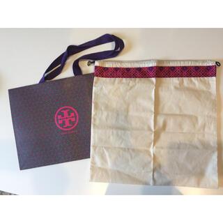 トリーバーチ(Tory Burch)のトリーバーチ 保存袋 ショッパー 紙袋(ショップ袋)