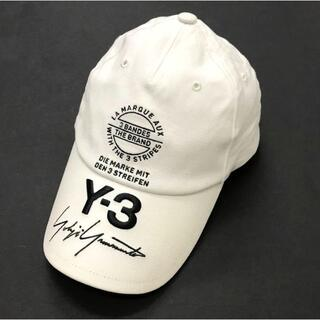 Y-3 - Y-3 ワイスリー STREET CAP ロゴ 刺繍 キャップ ヨウジヤマモト
