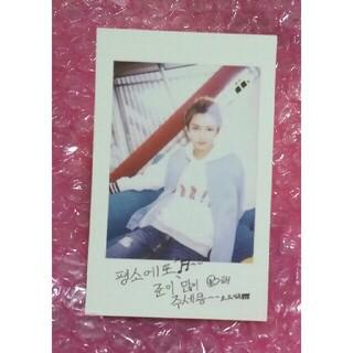 セブンティーン(SEVENTEEN)のSEVENTEEN BOYSBE ジュン トレカ(K-POP/アジア)