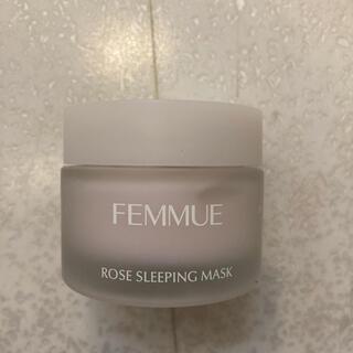 Cosme Kitchen - Femmue ローズスリーピングマスク 50g