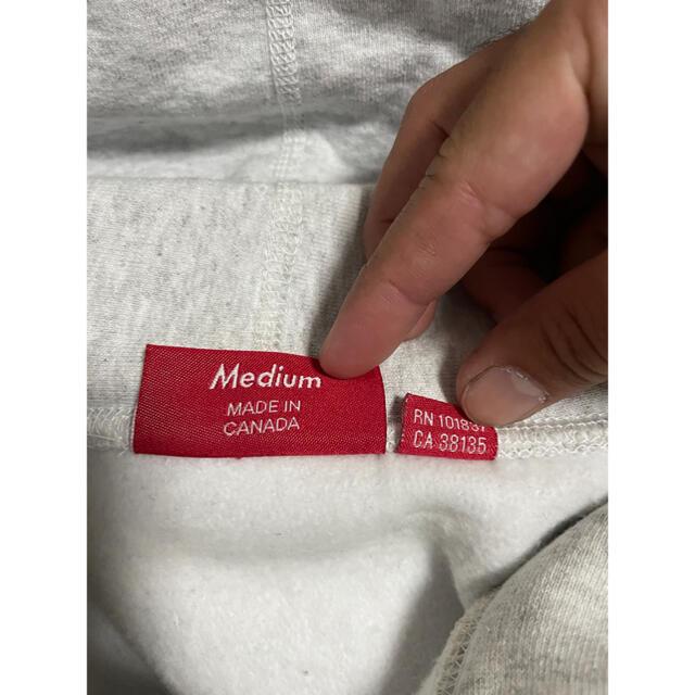Supreme(シュプリーム)のsupreme the most hooded sweatshirt メンズのトップス(パーカー)の商品写真