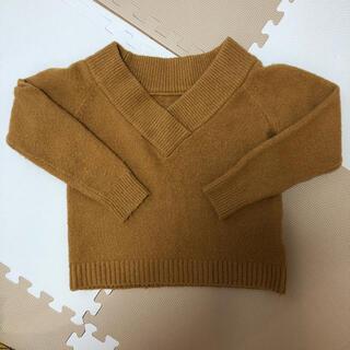 エヌナチュラルビューティーベーシック(N.Natural beauty basic)のニット(ニット/セーター)