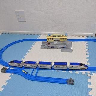 タカラトミー(Takara Tomy)のトミカ プラレール 北陸駅(電車のおもちゃ/車)