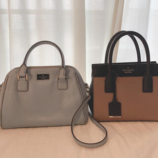 kate spade new york - ケイトスペードのハンドバッグ二つまとめ売り