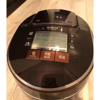 ヒタチ(日立)の日立 IHジャー炊飯器 RZ-VW3000M 価格交渉可(炊飯器)