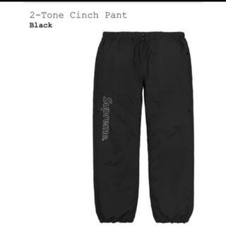 Supreme - Supreme 2-Tone Cinch Pant Black Sサイズ