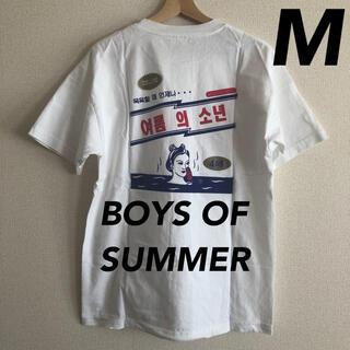 Supreme - BOYS OF SUMMER ボーイズオブサマー プリントTee Mサイズ