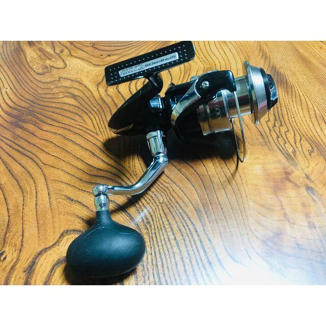 SHIMANO(シマノ)のスフェロスHG SW 6000(キャスティング・ジギング) スポーツ/アウトドアのフィッシング(リール)の商品写真