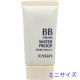 Fasio - コーセー ファシオ BBクリーム ウォータープルーフ 02 やや傷や汚れあり
