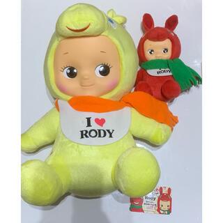 ロディ(Rody)のキューピー×Rody ぬいぐるみ(キャラクターグッズ)