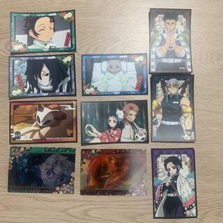 鬼滅の刃 シール・カード