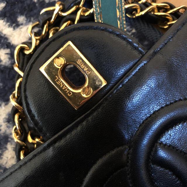 CHANEL(シャネル)のCHANEL マトラッセ ショルダーバッグ ダブルスラップ【廃盤】鑑定済み❗️ レディースのバッグ(ショルダーバッグ)の商品写真