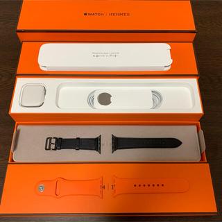 Apple Watch - 【AppleCare+付】アップルウォッチ6 エルメス 40mm Hermes