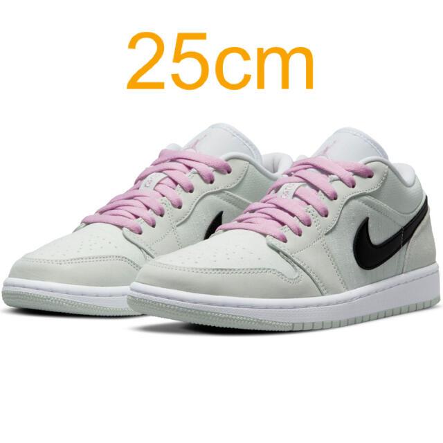 NIKE(ナイキ)のAIR JORDAN 1 LOW SE WMNS 25cm ③ レディースの靴/シューズ(スニーカー)の商品写真