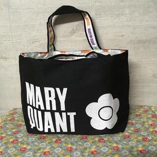 MARY QUANT - F マリークワント リバーシブルバック