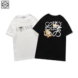 LOEWE - 新作 ロエベ#Tシャツ二枚8000円送料込み 男女兼用